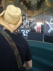 Rain Poncho Concert