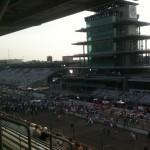 Rain Poncho Indy 500