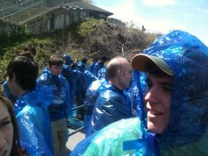 Rain Poncho Niagara