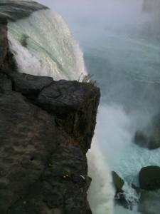 Rain Poncho Niagara Falls
