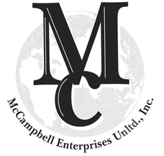 McCambell Enterprises Rain Poncho